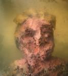 Eroded Man 26d, 27x24, 2010
