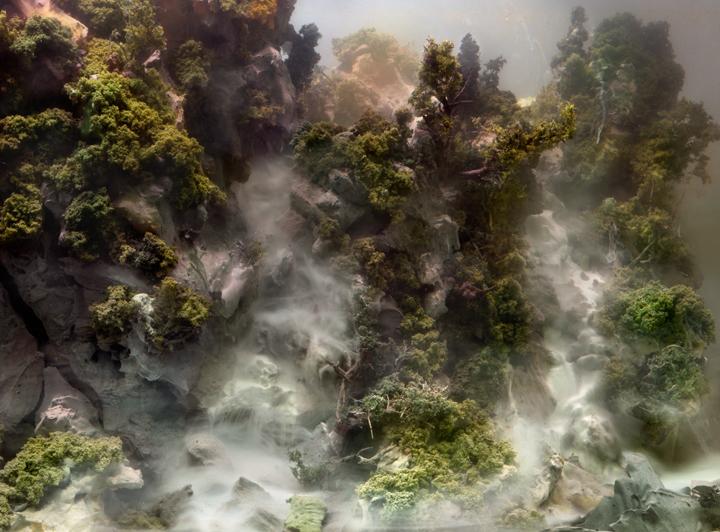 4600 Waterfall 004g, 34x45, 52x68, 72x94, 2010