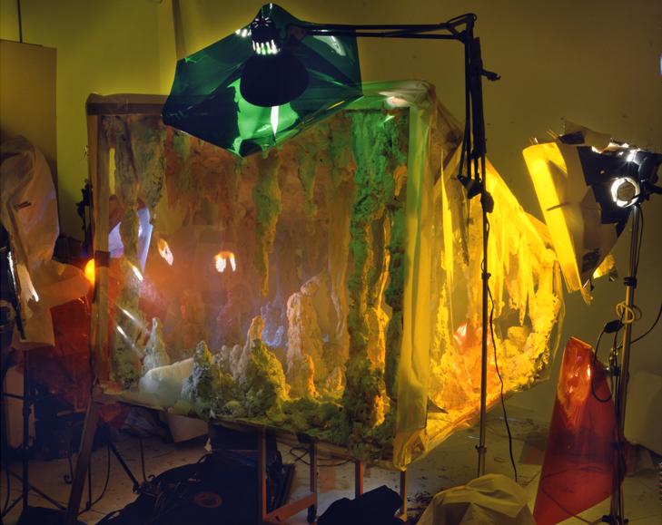 3105  studio view with plastic 1993