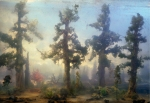 """Forest 68c, 32""""x45"""", 51""""x72"""", 59""""x83"""",  2007"""