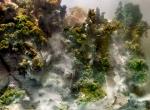 "Waterfall 04h, 34""x44', 54""x70"", 72""X94"", 2010"