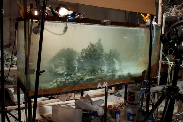 Studio view for Waterfall 04