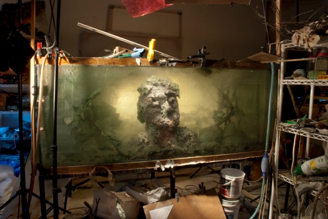 Studio view for Eroded Man 20