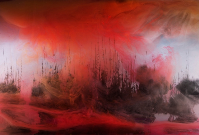 "Abstract 7720, 24""x34"", 40""x57"", 2014"