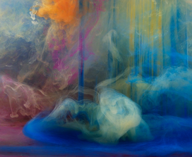 "Abstract 7824b, 24""x28"", 2014"