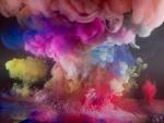 "Abstract 6147 24""x30"", 38""x48"", 2013, Kinz Tillou Fine Art, NYC"