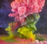 "Abstract 6564b, 23x24"", 50x52"", 2014"