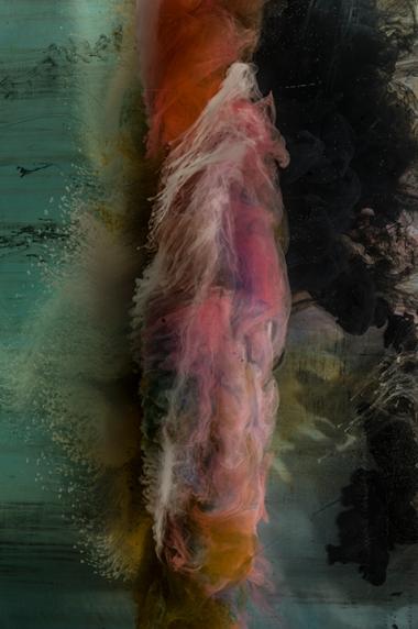 "Abstract 22274b, 40x28"", 58x40"", 2016"